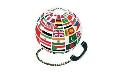 国際通話料