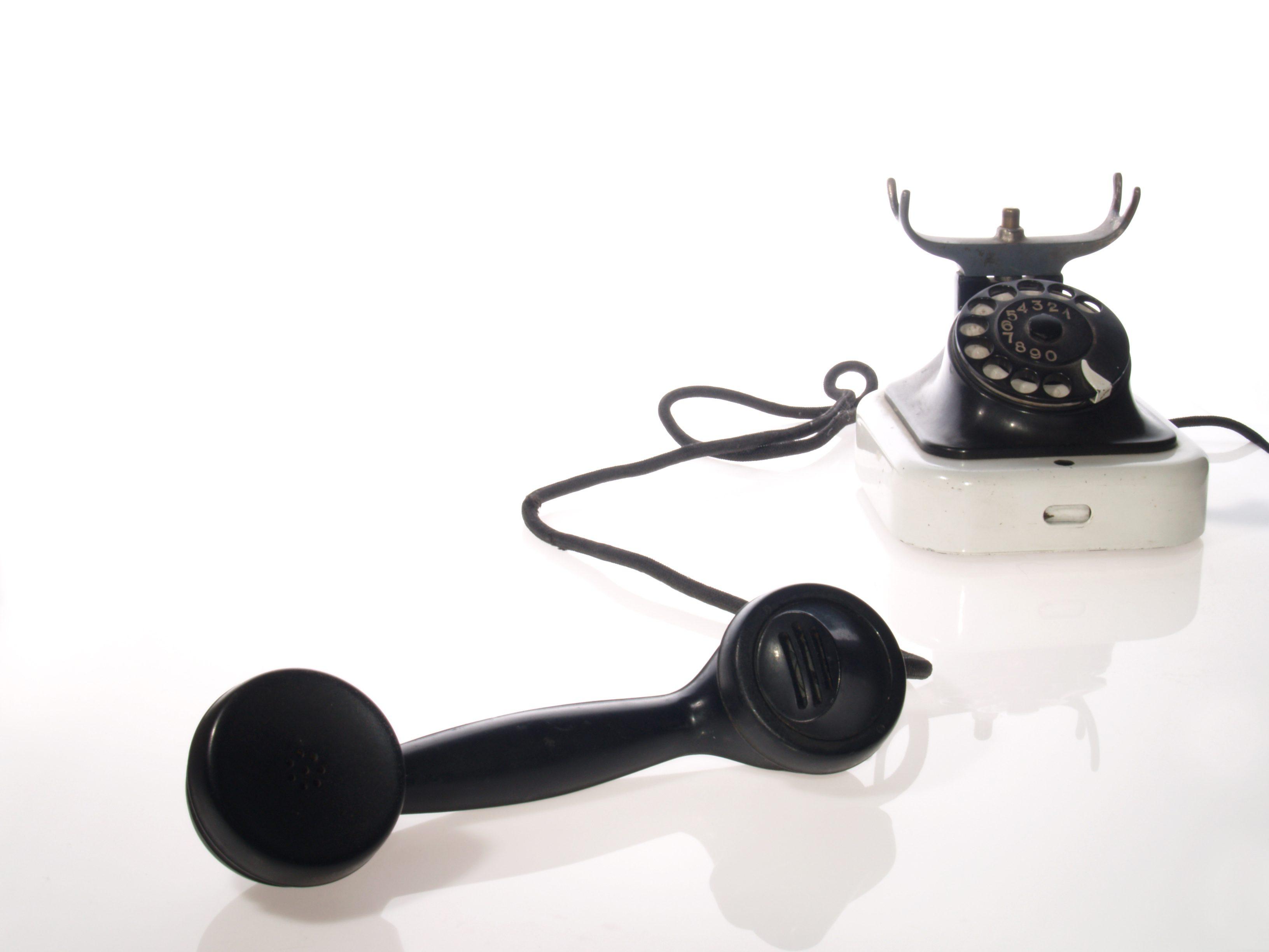 アナログ電話機