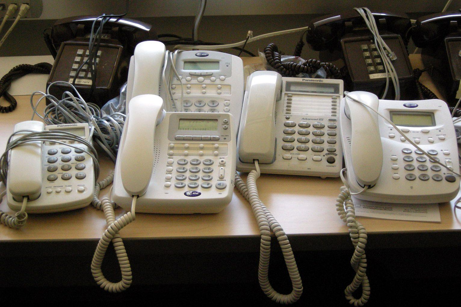 中古ビジネスフォンとは